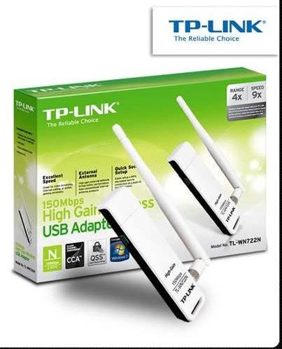 Bộ thu sóng usb wifi TP-LINK TL-WN722N 150Mbs