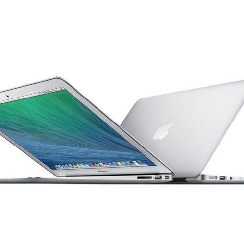 Máy tính xách tay Apple Macbook Air MJVG2 (Silver)