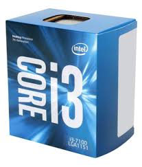 CPU Intel Core i3-8100 3.6Ghz / 6MB / 4 Cores, 4 Threads / Socket 1151 v2