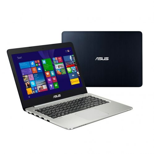 Máy tính xách tay Asus A556UA XX027D (Blue)