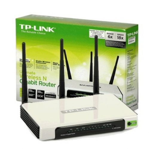 Bộ phát TP LINK 150M WIRELESS ROUTER TL-WR940N