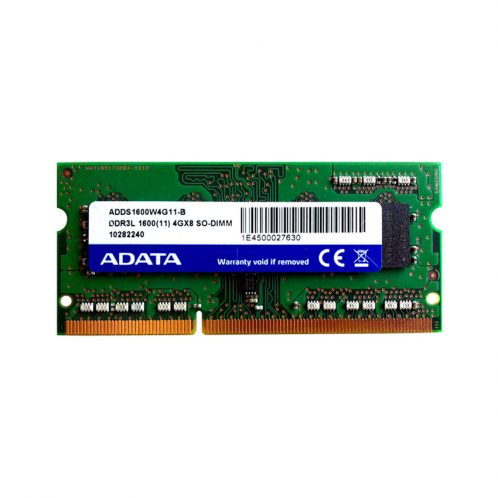 Ram Laptop ADATA DDR3 4GB bus 1600Mhz