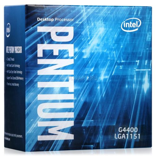CPU Intel Pentium G4400 3.3G / 3MB / HD Graphics 510 / Socket 1151