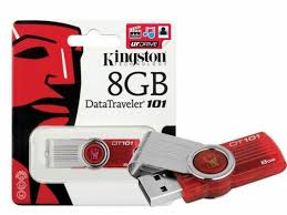 USB KINGTON 8GB