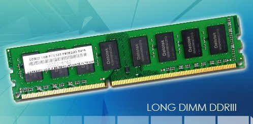 Ram Dato 2GB DDR3/1600
