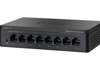 Switch Cisco SF90D 8 Ports 10/100 Mbps