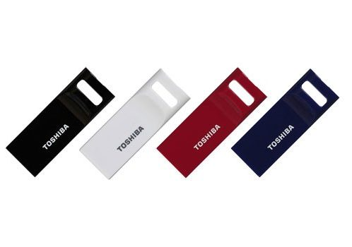Toshiba Mini Flash Drive 8GB